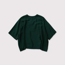 Raglan woven tee big 【SOLD】