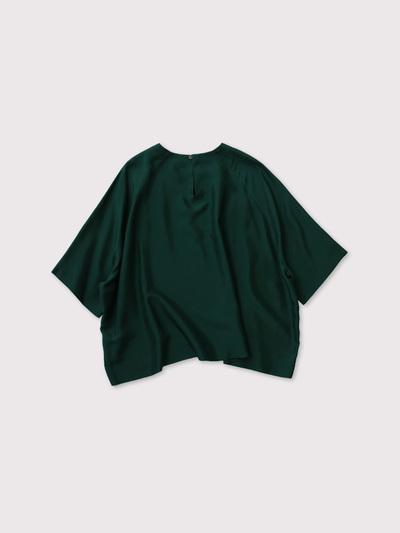 Raglan woven tee big 【SOLD】 3