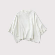 Short sleeve big slip-on blouse【SOLD】