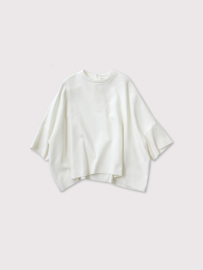 Short sleeve big slip-on blouse【SOLD】 1