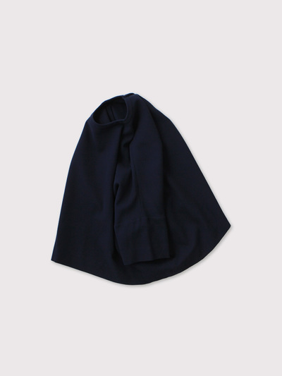 Short sleeve big slip-on blouse 【SOLD】 2