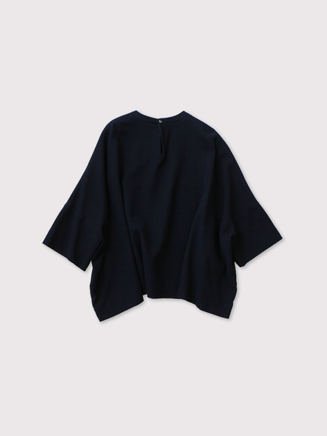 Short sleeve big slip-on blouse 【SOLD】 3