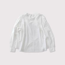 Back gather blouse 【SOLD】