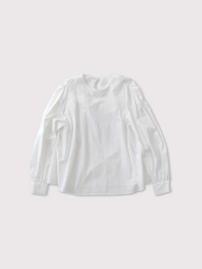 Back gather blouse 【SOLD】 1