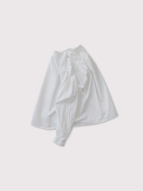 Back gather blouse 【SOLD】 2