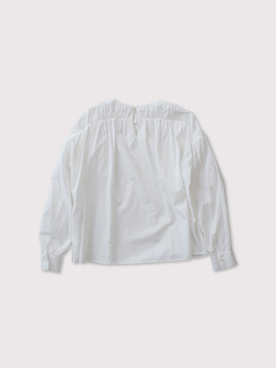 Back gather blouse 【SOLD】 3