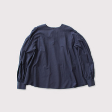 Back gather blouse【SOLD】