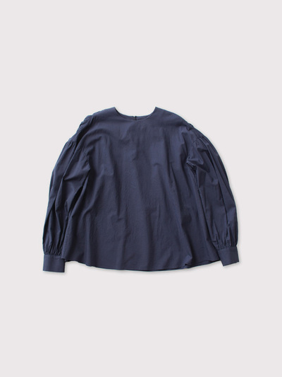 Back gather blouse【SOLD】 1