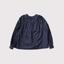 Back gather blouse 3