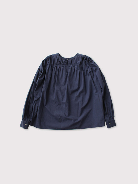 Back gather blouse【SOLD】 3