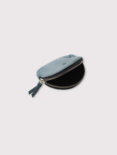 Round purse S【SOLD】 4