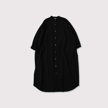 Bulky box shirt dress【SOLD】