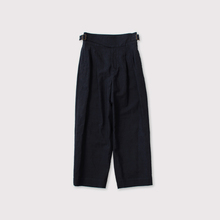 Gurkha belt tuck pants 【SOLD】