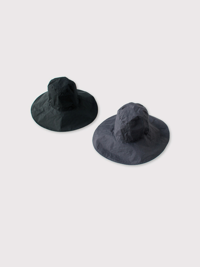 【※】Wide brim plane hat 1