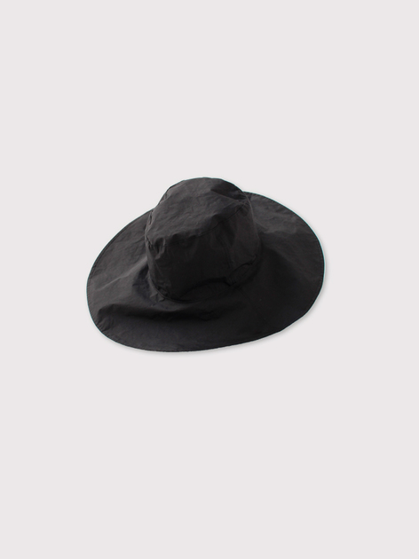 【※】Wide brim plane hat 3