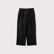 【※】Easy wide trousers