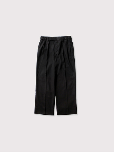 Easy wide trousers 1