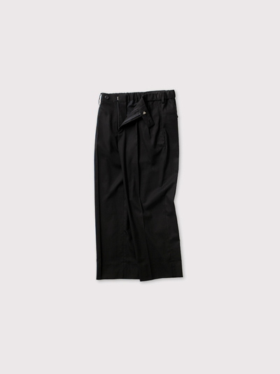 【※】Easy wide trousers 2