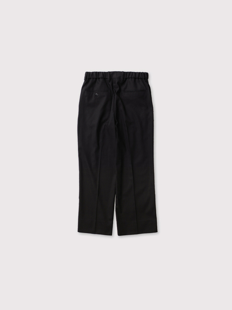 Easy wide trousers 3