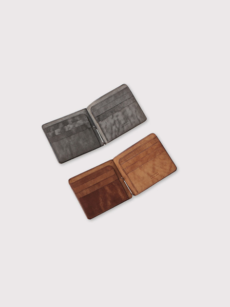 Money clip wallet【SOLD】 3