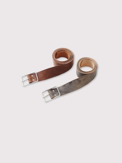 Thin buckle belt M 1