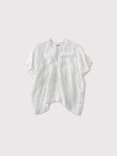 Back long blouse【SOLD】 1