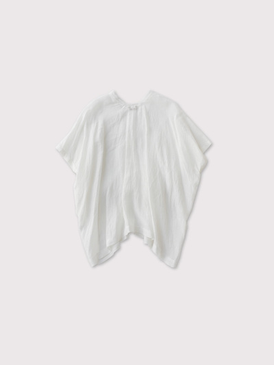 Back long blouse【SOLD】 2