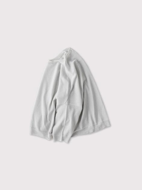 Short sleeve balloon sweater【SOLD】 2