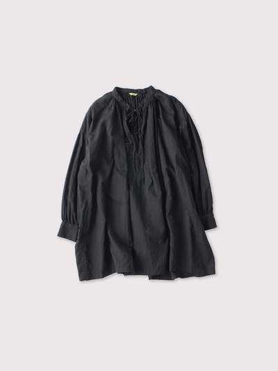 String gather blouse【SOLD】 1