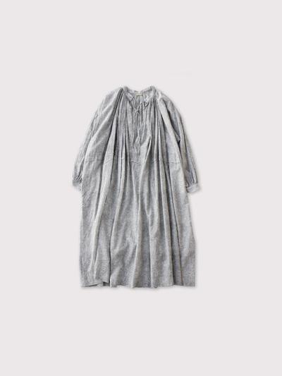 Eyelethole super gather dress【SOLD】 3