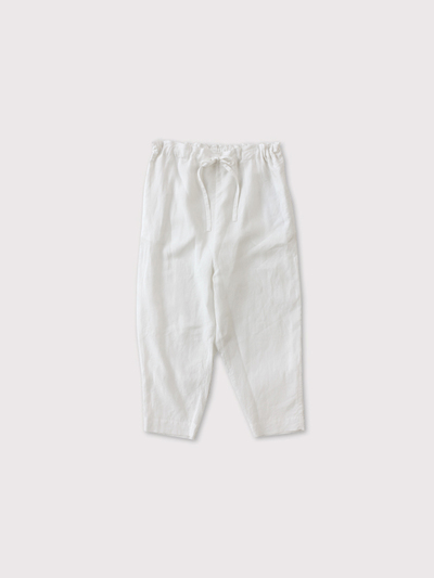Drawstring pants long【SOLD】 1