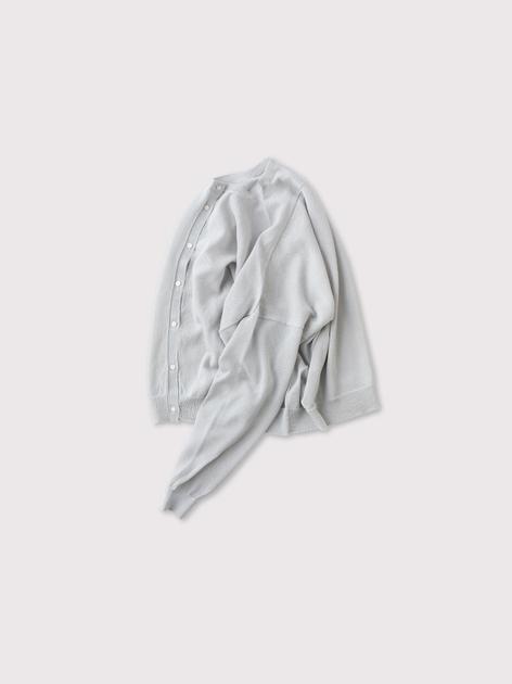 Bulky sleeve balloon cardigan sweater【SOLD】 2