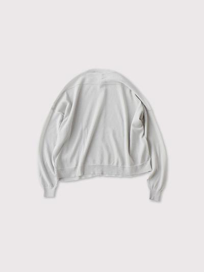 Bulky sleeve balloon cardigan sweater【SOLD】 3