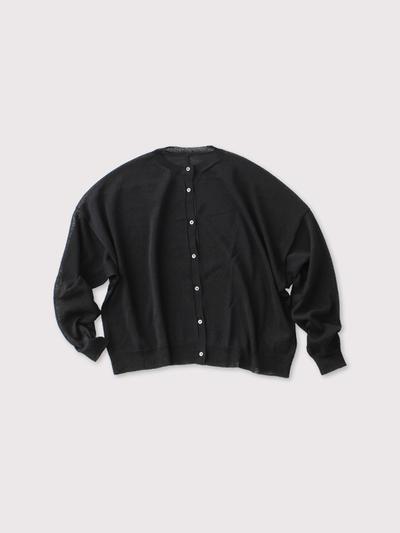 Bulky sleeve balloon cardigan sweater【SOLD】 1