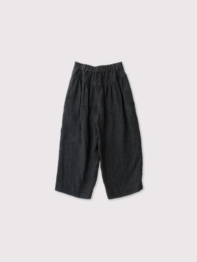 Back yoke gather pants【SOLD】 3