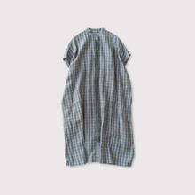 Stand collar sleeveless dress【SOLD】