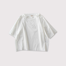 Stand collar box shirt OOP【SOLD】