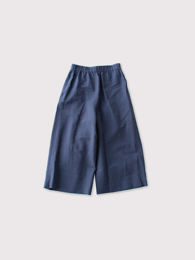 Tuck front culotte pants【SOLD】 3