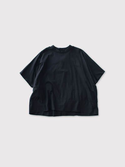 Back open boxy blouse no sleeve【SOLD】 1