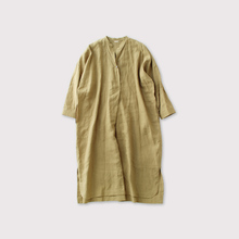 Back tuck kurta dress 【SOLD】