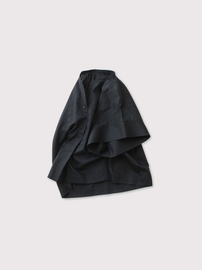 Back tuck stitch sleeve shirt【SOLD】 2