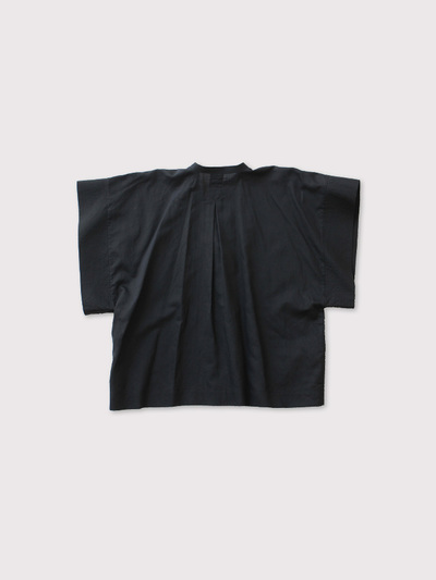 Back tuck stitch sleeve shirt【SOLD】 3