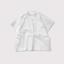 Back tuck stitch sleeve shirt【SOLD】 1