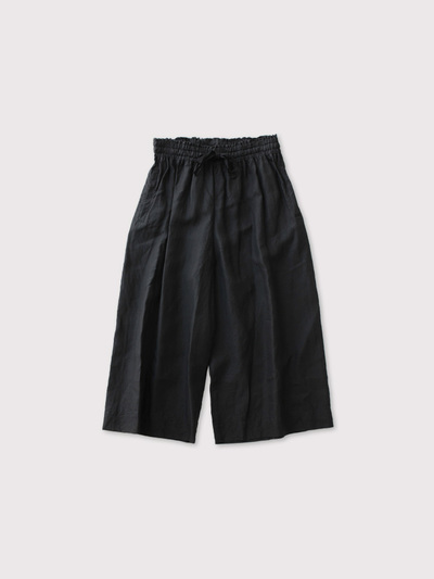 Front string wide pants 【SOLD】 1