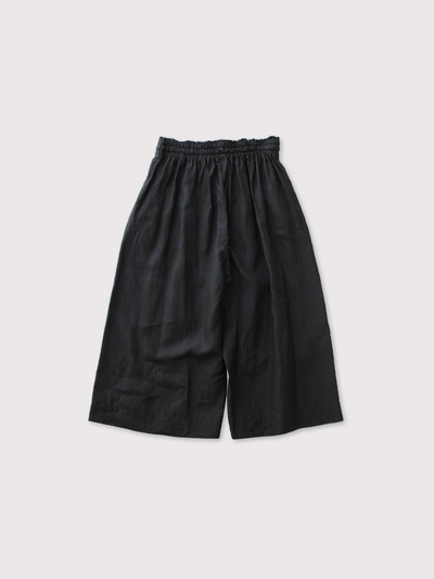 Front string wide pants 【SOLD】 2
