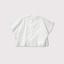 Back open boxy blouse no sleeve 【SOLD】 2