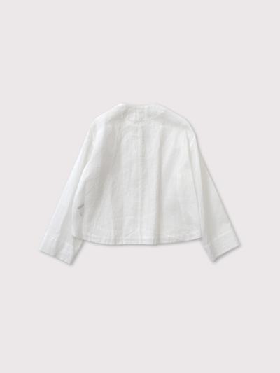 No collar shirt【SOLD】 2