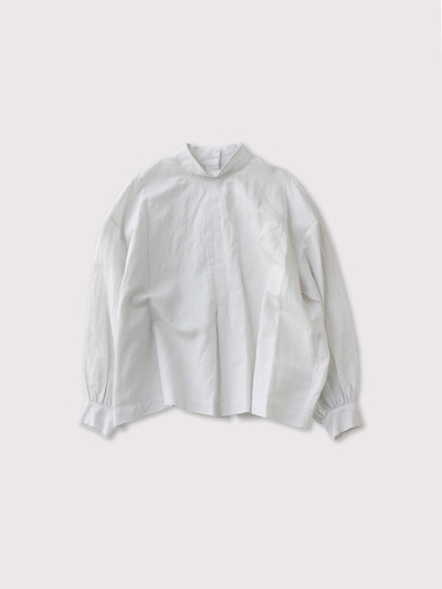 Front box tuck blouse【SOLD】 1