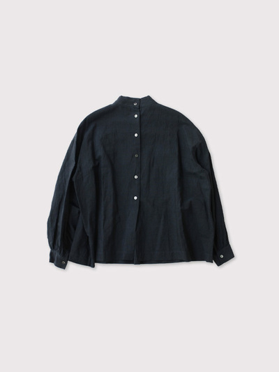 Front box tuck blouse【SOLD】 2