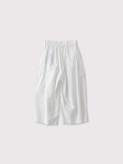Front tuck bulky pants【SOLD】 2